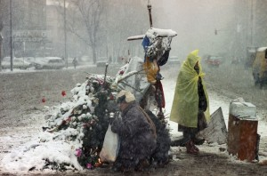 Romania Unrest 1989